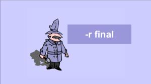 L'ús de r / rr
